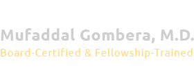 Fix My Shoulder Mufaddal Gombera, M.D. Board Certified & Fellowship-Trained Orthopedic Surgeon
